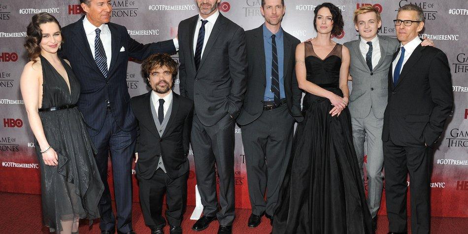 Game of Thrones: Geht die Serie in eine weitere Runde?