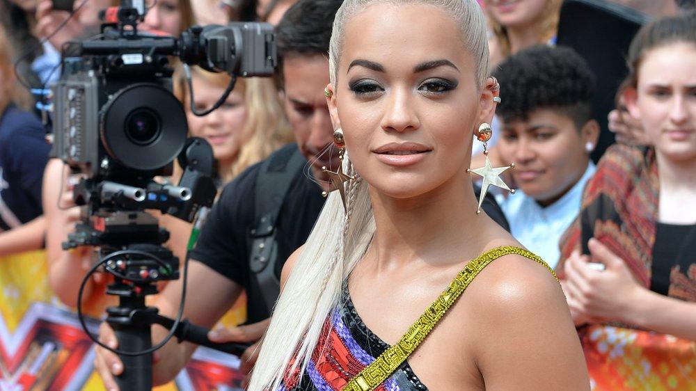 Rita Ora und Chris Brown arbeiten an einem gemeinsamen Song