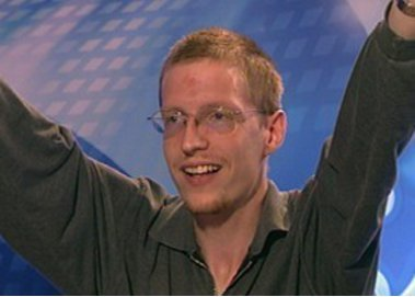 DSDS: Kandidat Andreas Gerlich