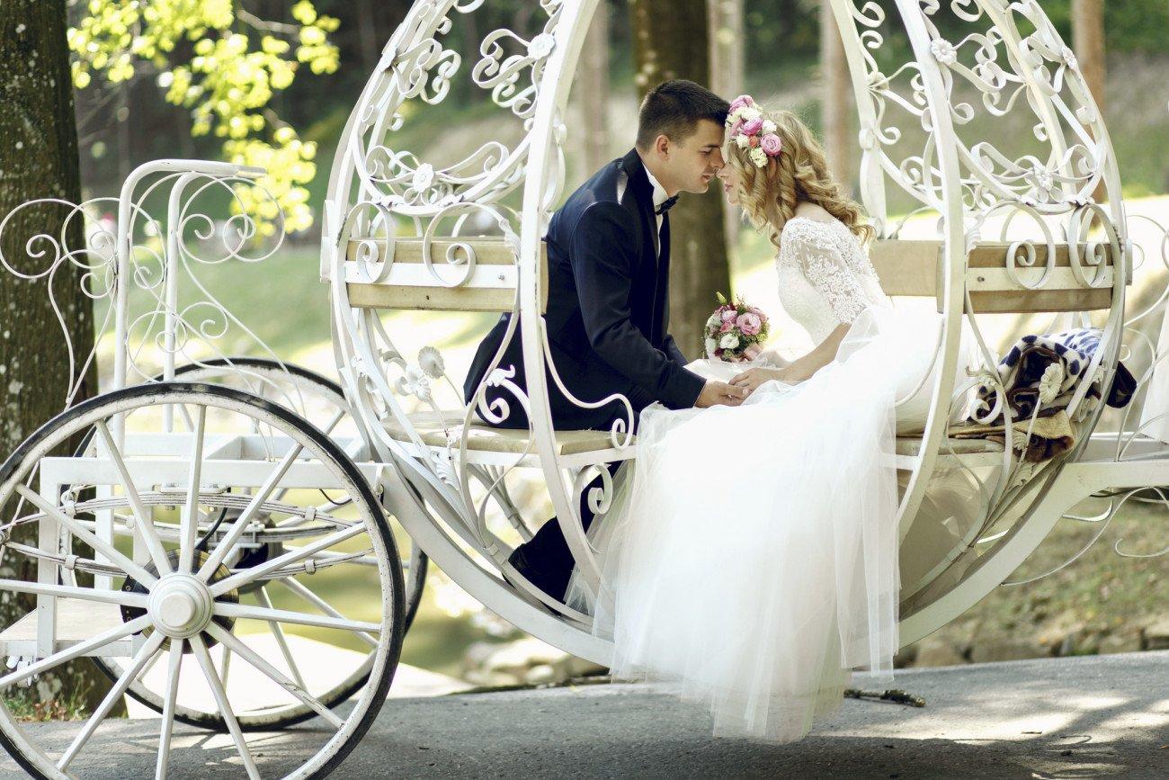 Hochzeitsmotto - Prinzessin