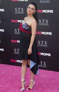 Mila Kunis: Klassischer Zopf