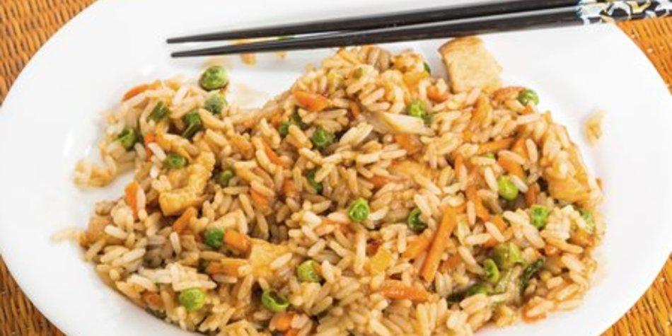 Gebratener Reis Thai