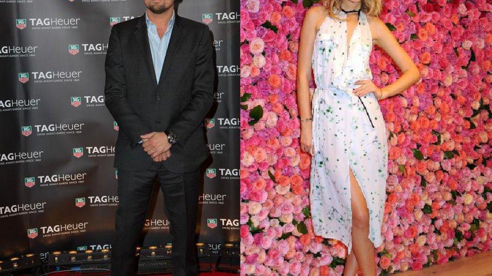 Leonardo DiCaprio und Toni Garrn beim Knutschen erwischt!