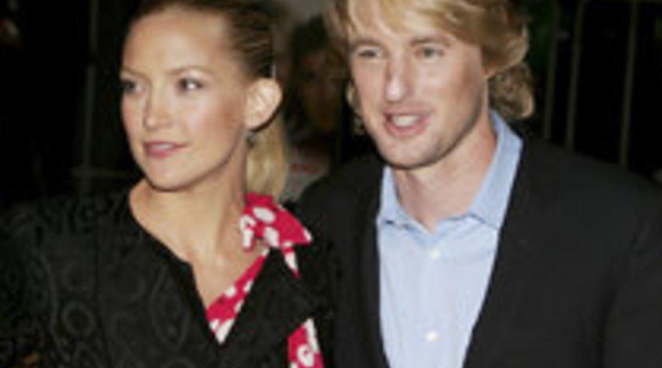 Owen Wilson und Kate Hudson: wieder ein Paar?