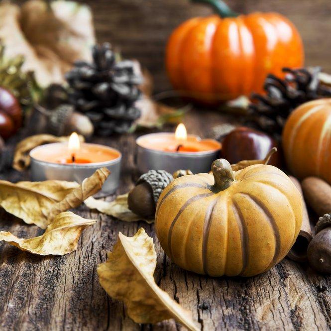 Herbstdeko-Ideen