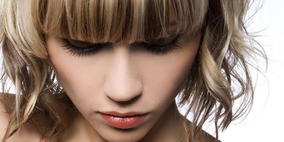 Strähnchen – Highlights für die Haare