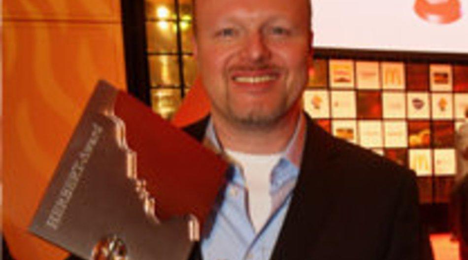 Stefan Raab bei Madame Tussauds