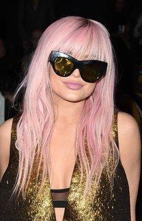 Kylie Jenner: Pinke Haare