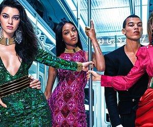 Balmain designt Kollektion für H&M