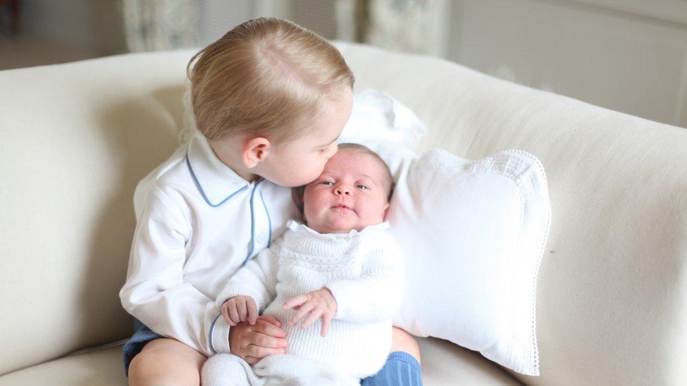 Prinzessin Charlotte wird am Wochenende getauft