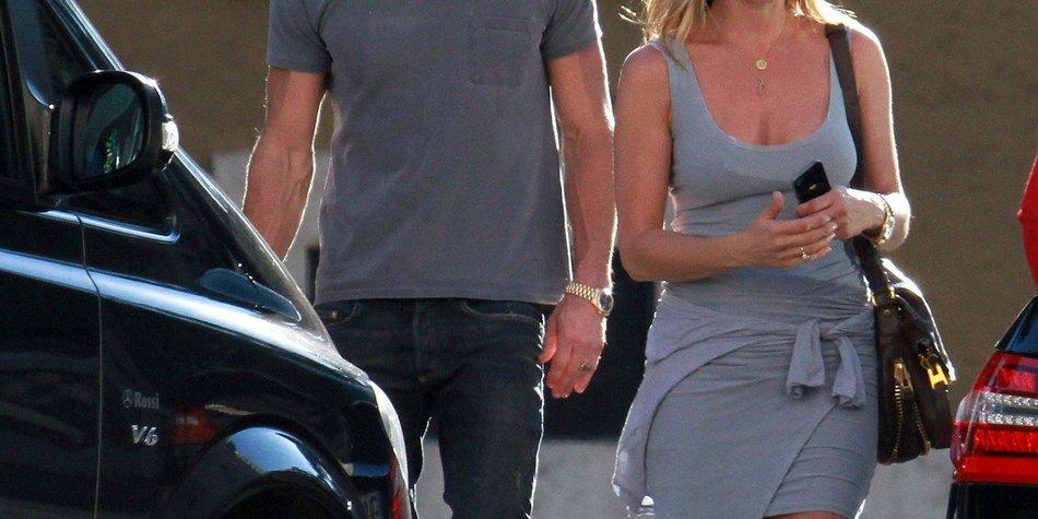 Jennifer Aniston und Justin Theroux: Immer noch total verliebt!