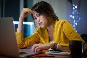 Beziehungskonflikt Arbeitsstress