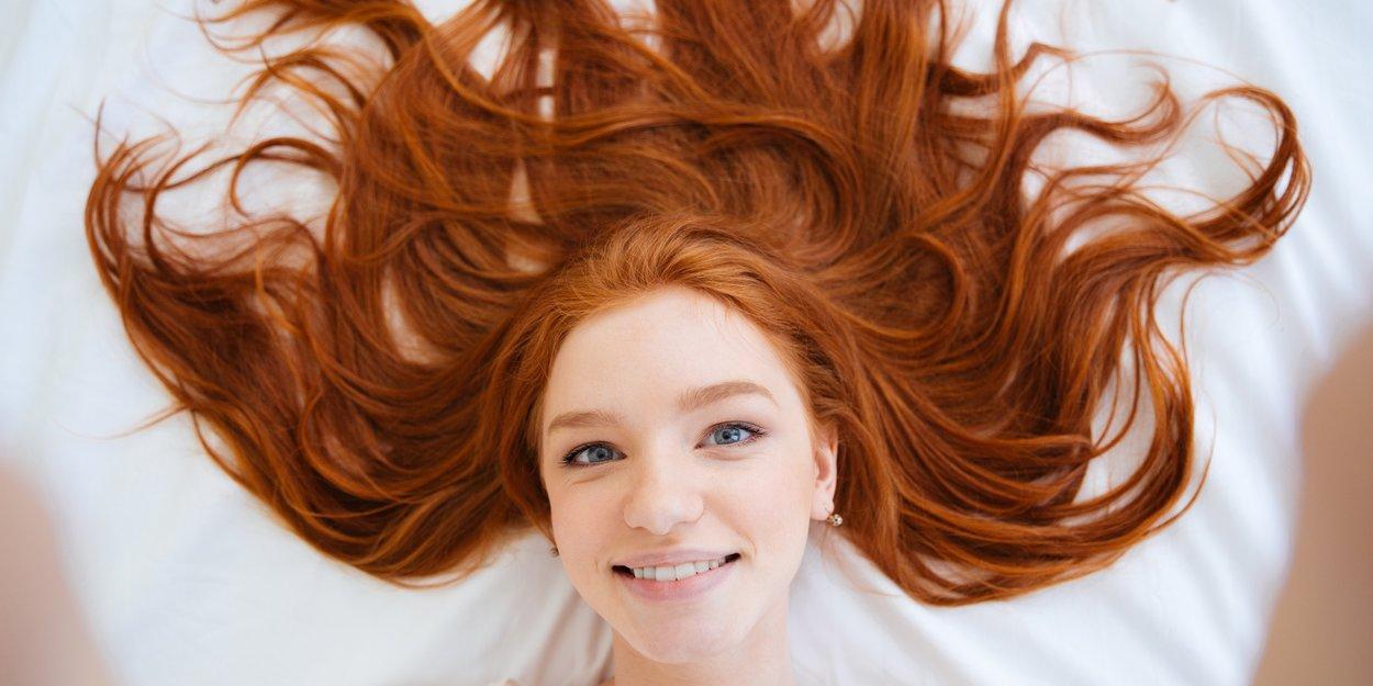 Von Rot Auf Blond So Kannst Du Rote Haare Blond Färben