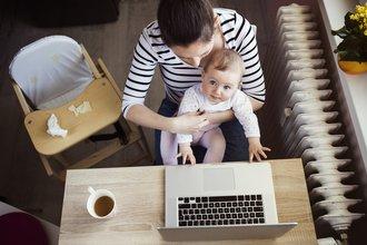 Kind und Karriere miteinander vereinbaren