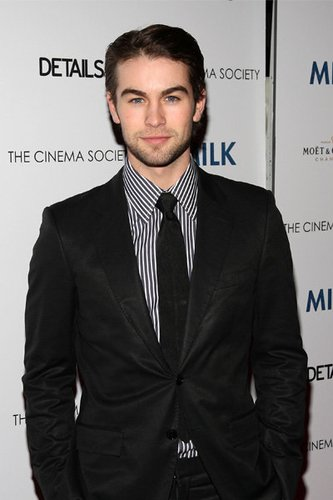 Chace Crawford: Screening von Milk