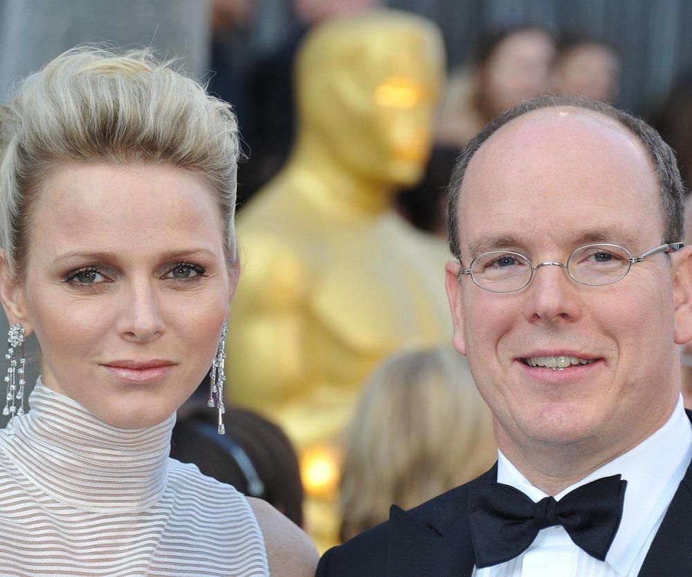 Charlène von Monaco bei den Oscars
