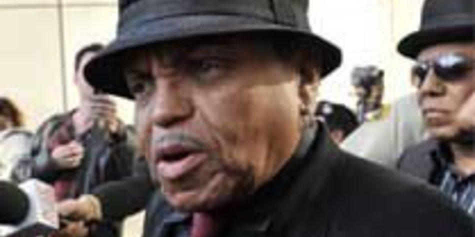 Michael Jackson: Joe Jackson macht seine Frau für Tod verantwortlich