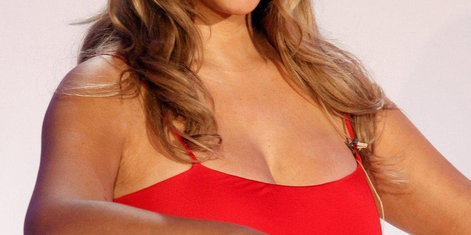 Mariah Carey will ein gutes Beispiel sein
