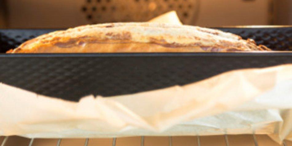 Marmorkastenkuchen mit VERPOORTEN ORIGINAL Eierlikör