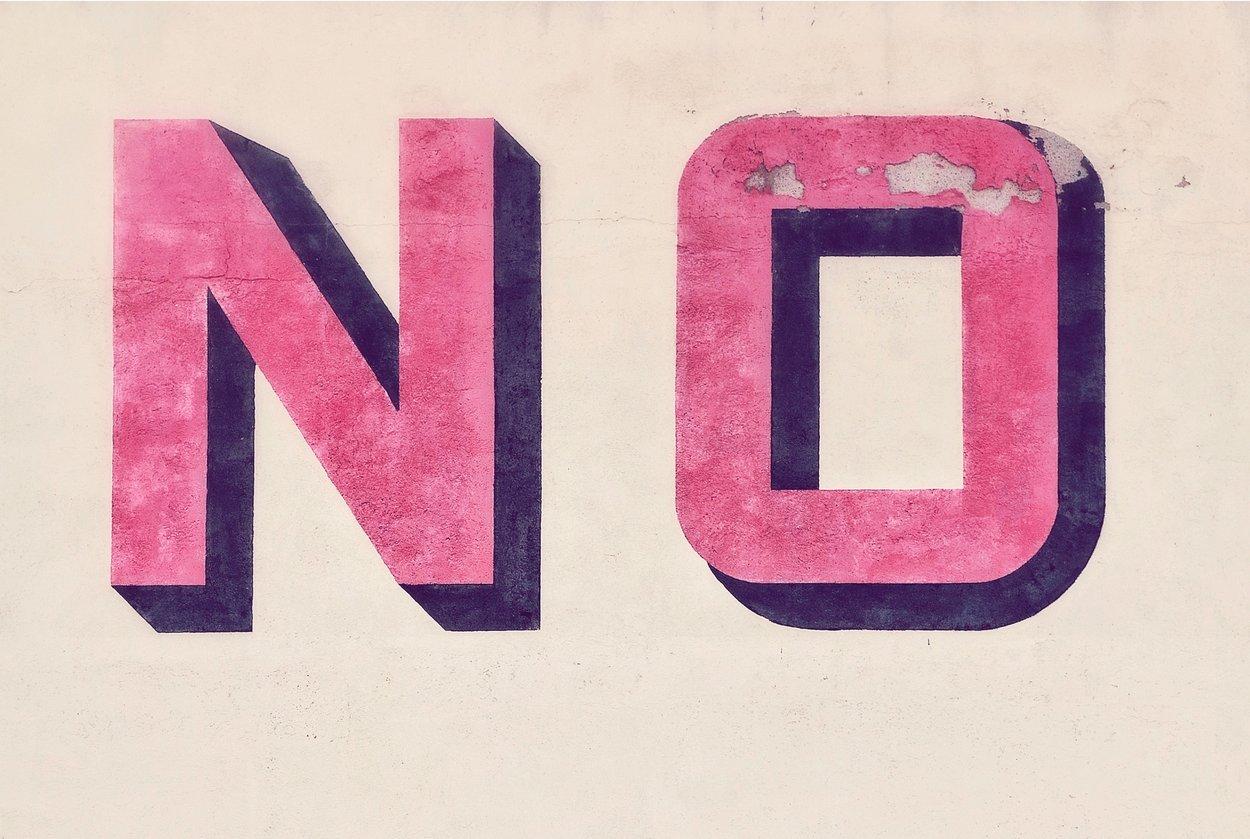 Wie du lernen kannst, nein zu sagen