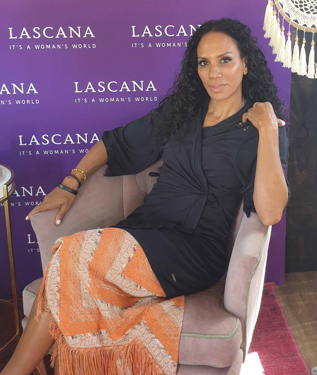 Barbara Becker für Lascana
