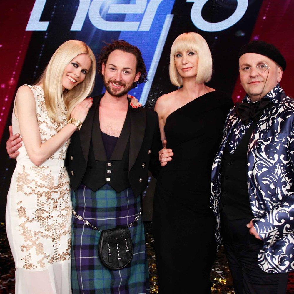 Fashion Hero: Marcel Ostertag hat gewonnen