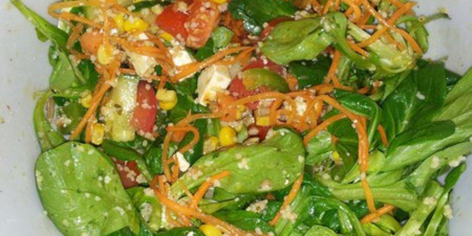 Salatdressing selber machen