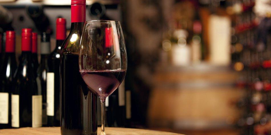 Rotwein unter der Lupe