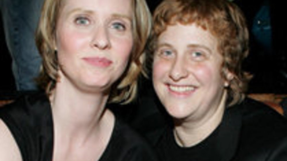 Sex and the City: Cynthia Nixon will heiraten!