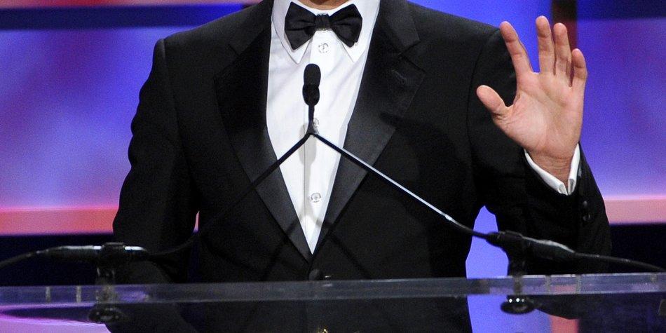 George Clooney schweigt sich aus