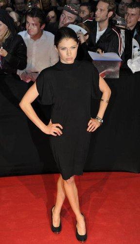 """Jana Pallaske bei der Premiere von """"The Expendables"""" 2010"""