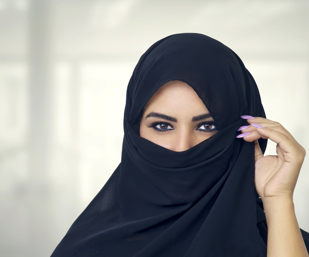 Saudische Frauen müssen keinen Gesichtsschleier mehr tragen.