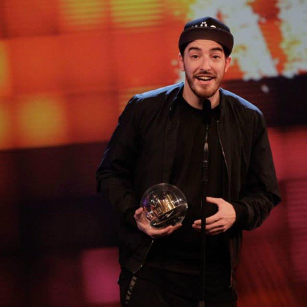 1Live Krone: Casper sichert sich gleich zwei Awards