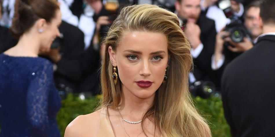 Amber Heard Johnny Depp Scheidung