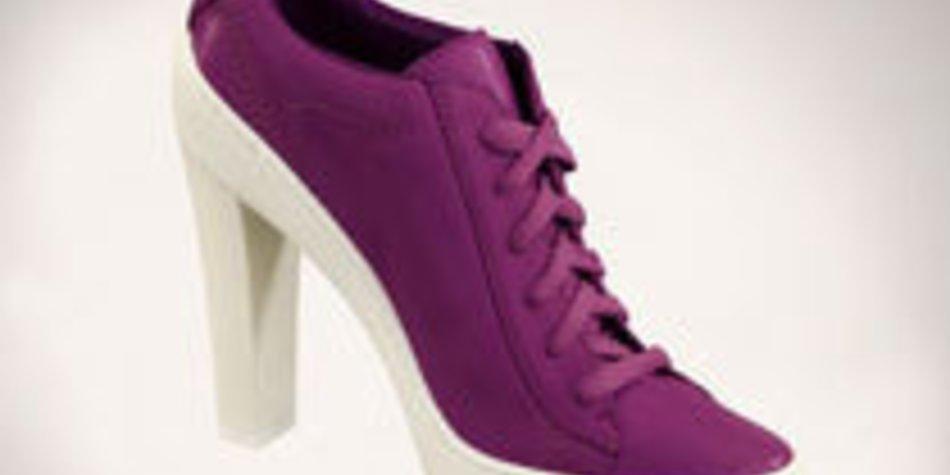 Puma kreiert Schuh zusammen mit High Heel-Designer Sergio Rossi
