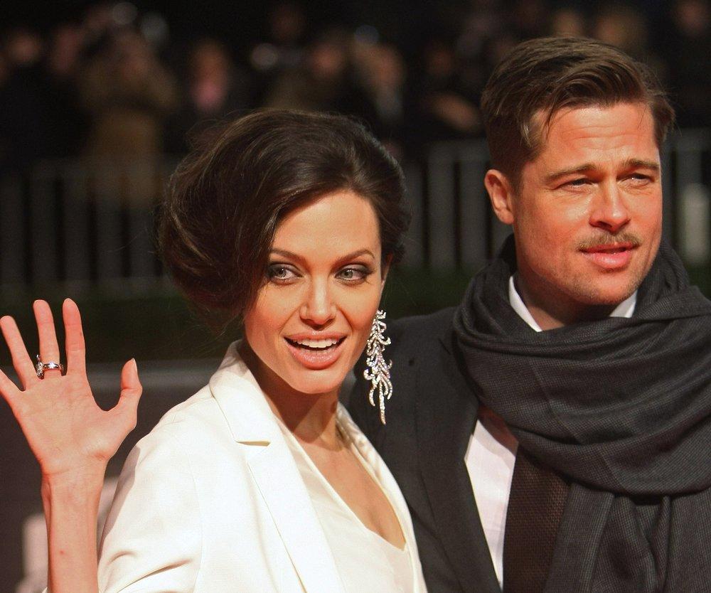 Angelina Jolie und Brad Pitt: Hochzeit auf einem Schiff?