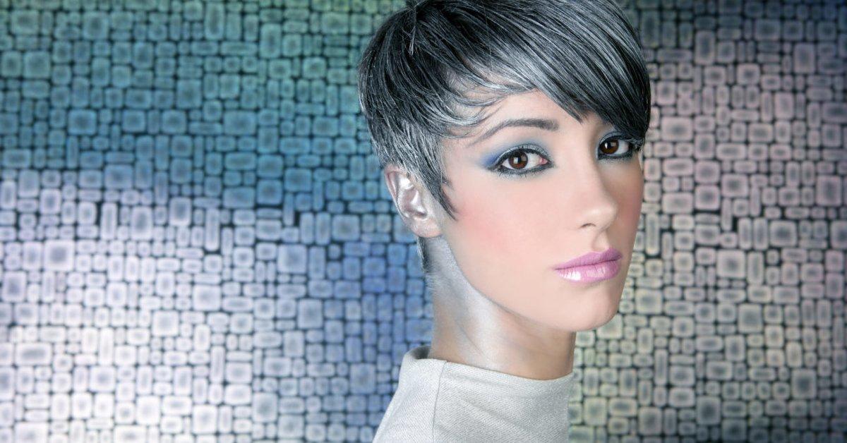 Frau ursachen 30 haare mit graue Graue Haare