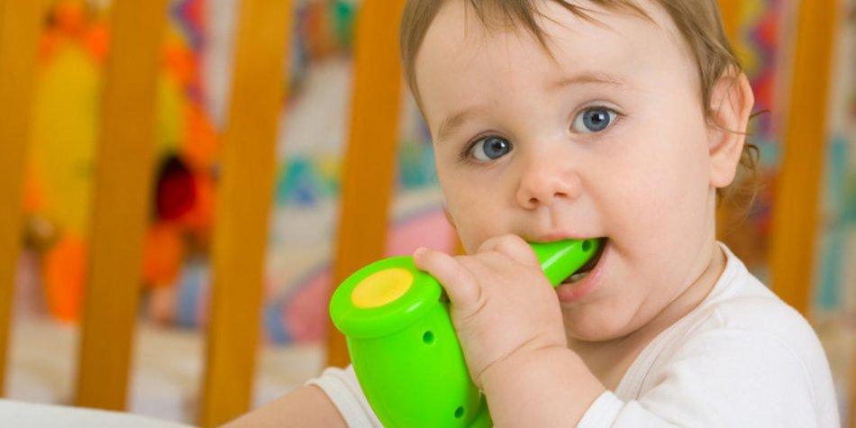 Sinneswahrnehmung bei Babys