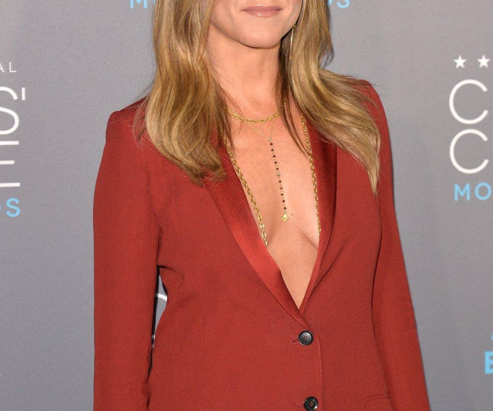Jennifer Aniston hat abgeschlossen