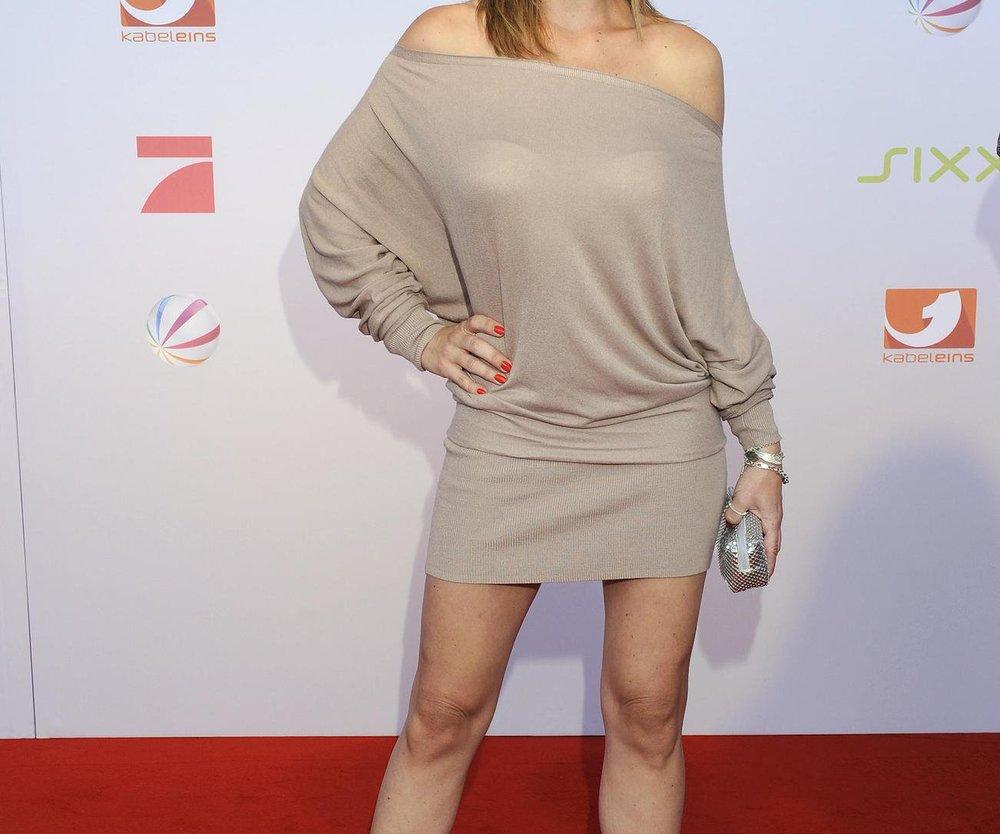 Charlotte Engelhardt ist schwangerschaftsdement