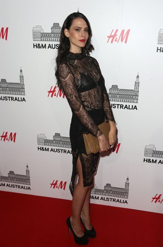 H&M Eröffnung in Australien