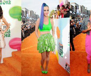 Kids' Choice Awards: Die coolsten Looks
