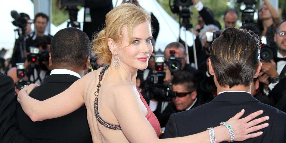 Nicole Kidman liebt das einfache Leben