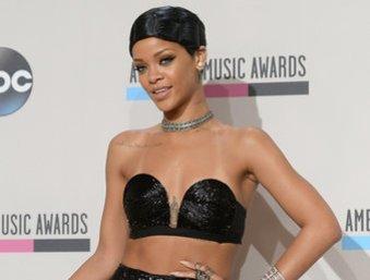 Rihanna bei einer Preisverleihung