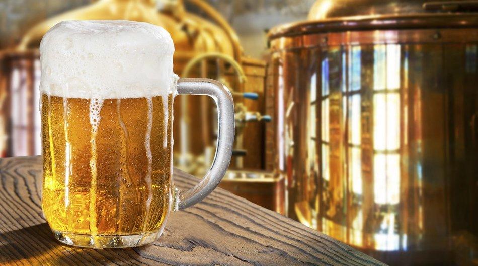Bier aus Urin