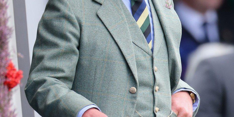 Prinz Charles: Seine Söhne haben seine Tanzleidenschaft geerbt