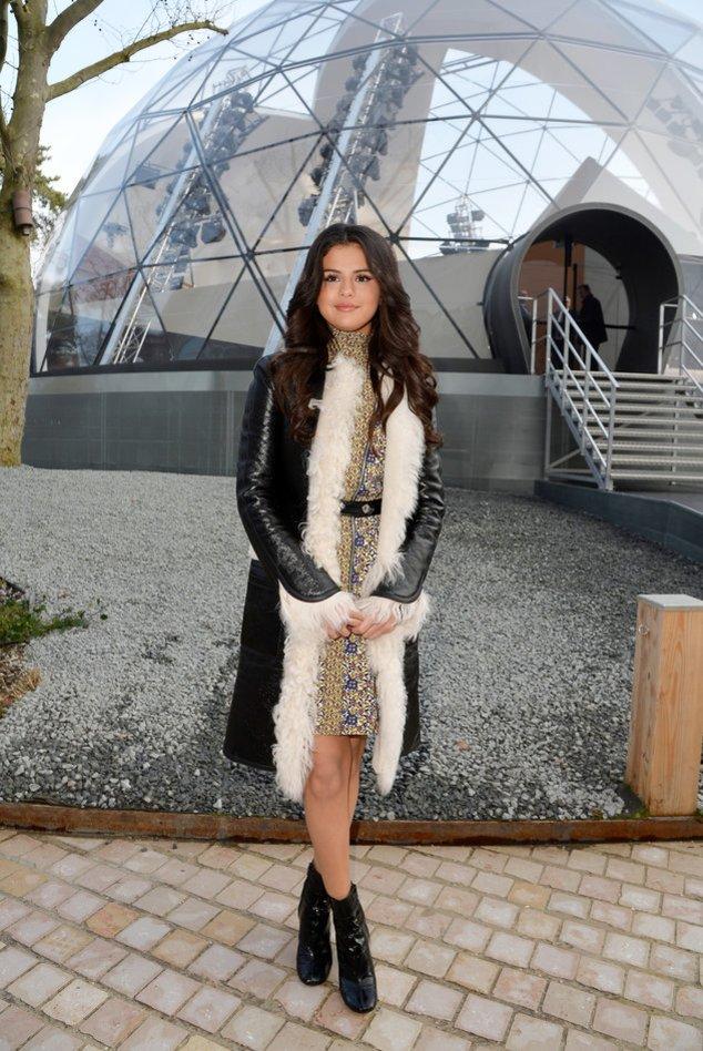 Selena Gomez spricht über DJ Zedd