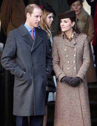 Prinz William und Kate Middleton haben einen Termin
