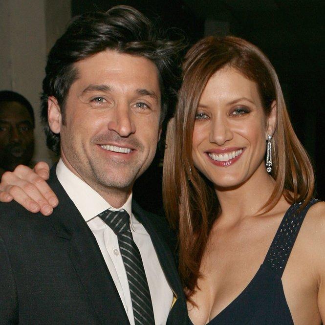Grey's Anatomy Wiedervereinigung Patrick Dempsey und Kate Walsh