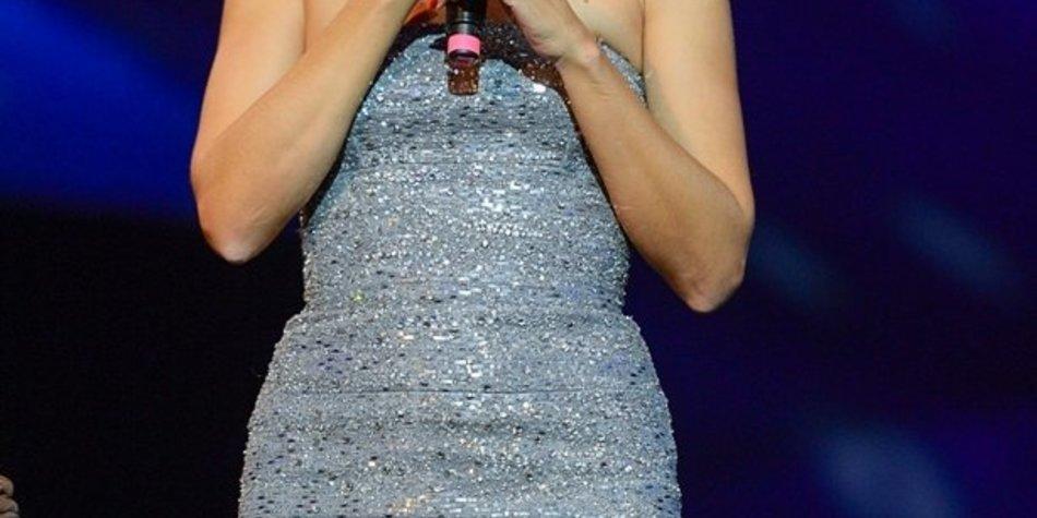 Heidi Klum tanzt Gangnam Style